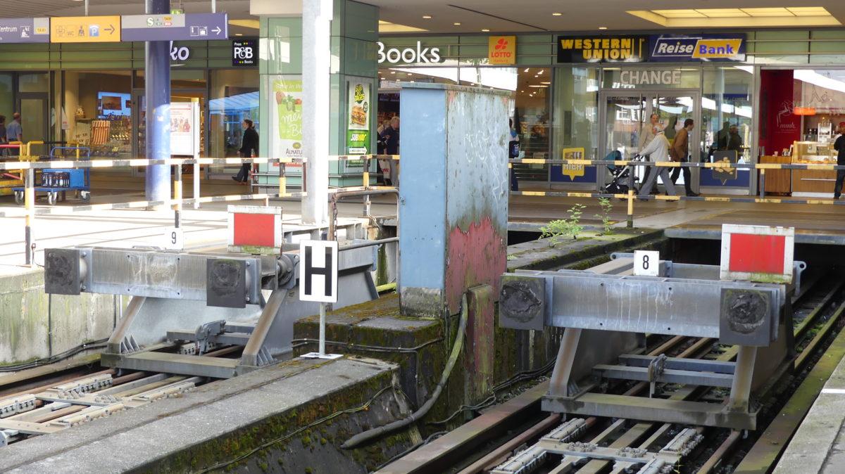 Überlastung des Hauptbahnhofs: Prellbock-Vorschlag ist sinnvoll und muss weiterverfolgt werden