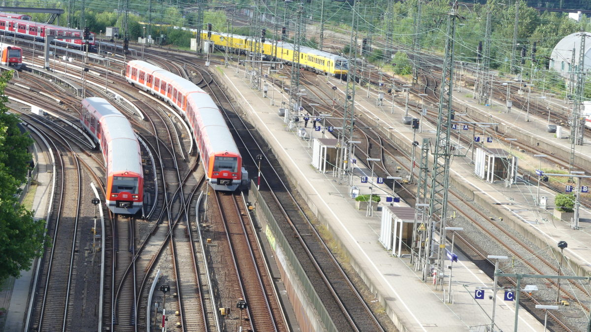 Neuer S-Bahn-Tunnel: Mehr Platz für Bahnen muss sein!