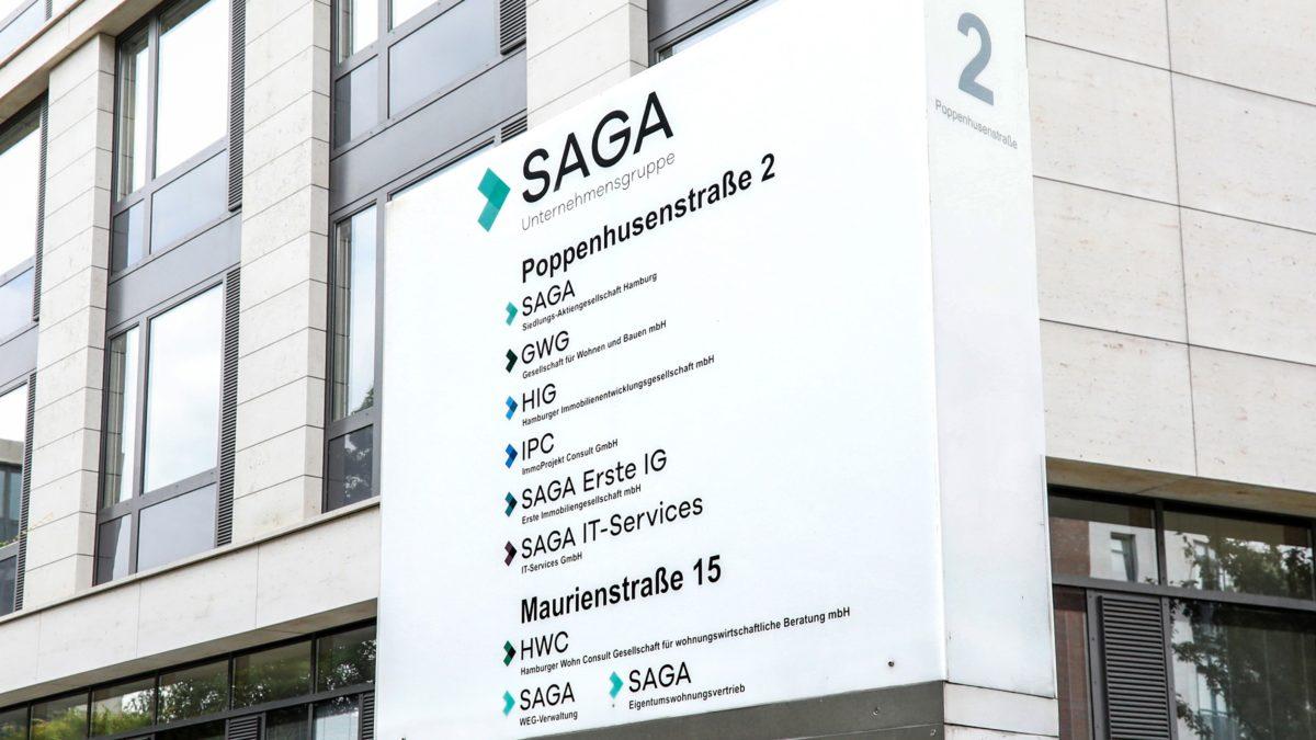 Grundfalsch: SAGA privatisiert Wohnraum