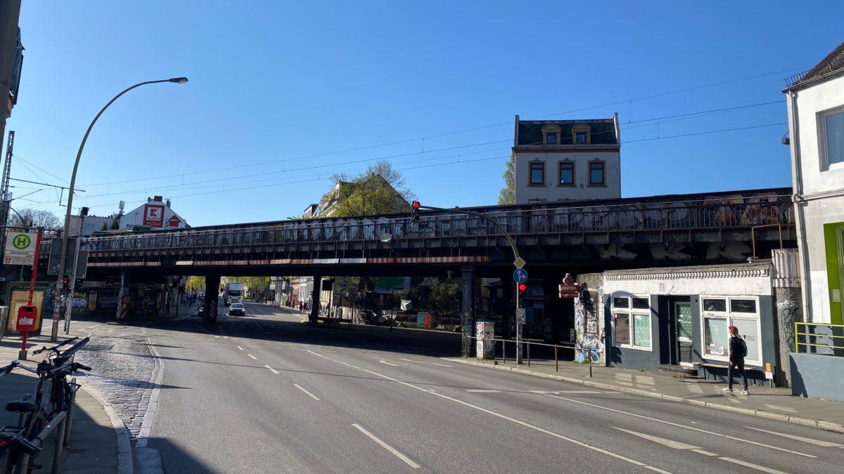 Sternbrücke: Gigantisches Bauwerk, minimale Beteiligung
