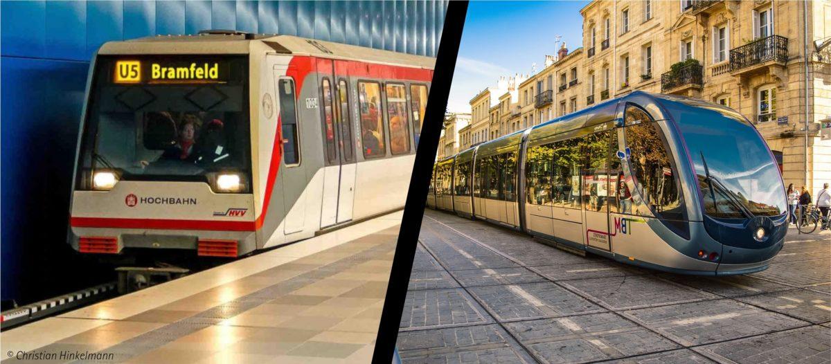 Neue U5-Strecke: Finanzierung und Bauzeiten weiter ungewiss – Stadtbahn als Alternative muss geprüft werden
