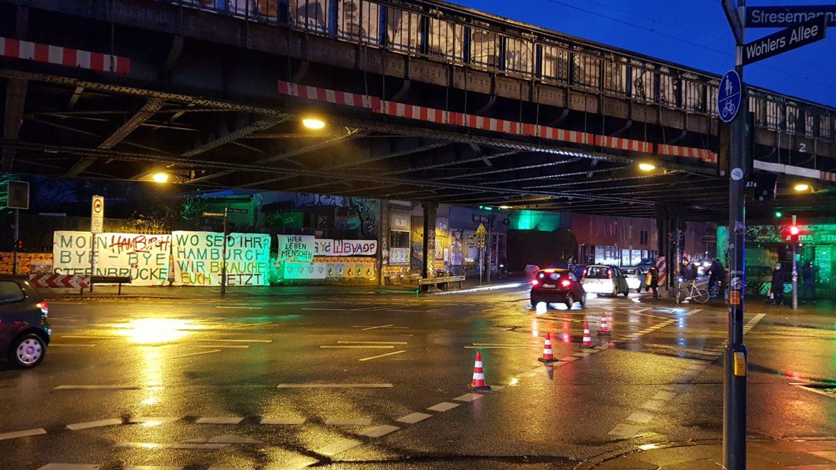 Sternbrücke: Clubs retten – aber die Monsterbrücke unbedingt verhindern!
