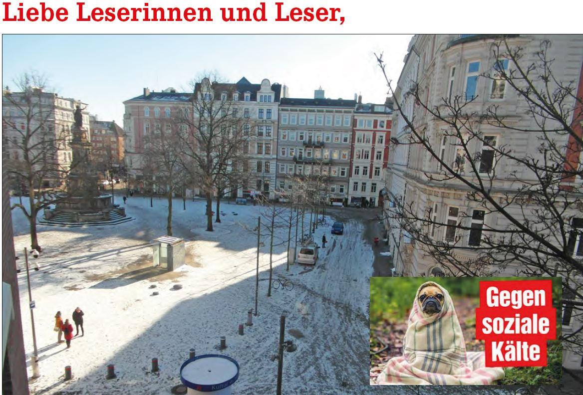 Bürger:innenbrief online: Sudmann und Boeddinghaus informieren