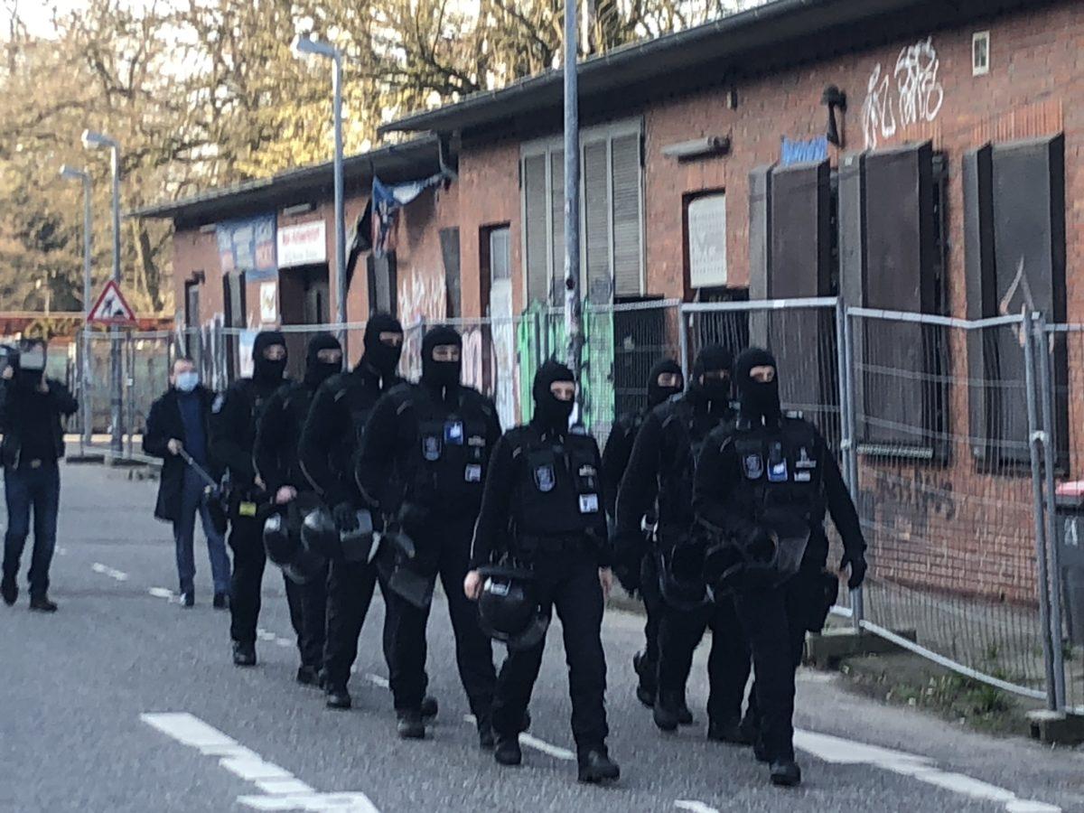 """Paulihaus"": Räumung ist dreiste Machtdemonstration"