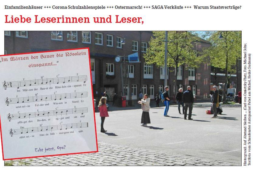 Take that –  Bürger:innen: Ein neuer Brief