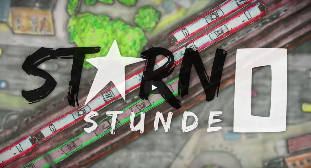 """STERNSTUNDE NULL // Ein Film über die """"Sternbrücke"""" in Hamburg-Altona"""